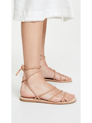 cupcakes and cashmere florens strappy sandals