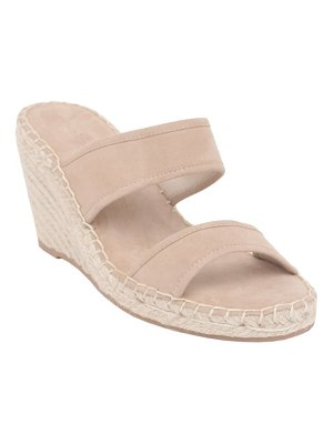 cupcakes and cashmere nalene wedge sandal