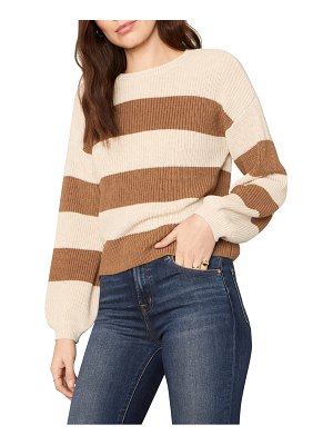 cupcakes and cashmere rimes stripe pullover