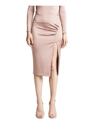 Cushnie et Ochs jersey pencil skirt