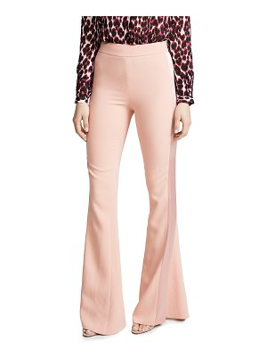Cushnie high waisted flare pants