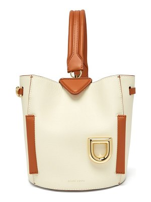 Danse Lente josh leather shoulder bag