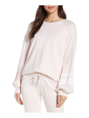 David Lerner bishop sleeve sweatshirt