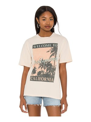 DAYDREAMER x revolve welcome to hollywood tee