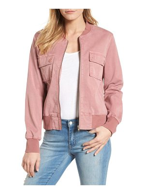 DEAR JOHN DENIM bomber jacket