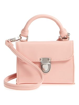 DEB & DAVE ACCESSORIES Mini Box Crossbody Bag