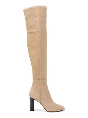 Diane Von Furstenberg deana over-the-knee suede boots
