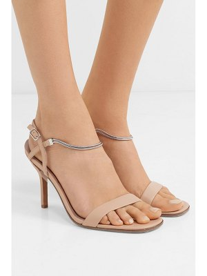 Diane Von Furstenberg frankie embellished leather sandals