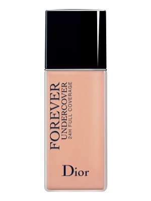 Dior skin forever undercover 24-hour full coverage water-based foundation