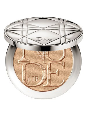 Dior skin nude air luminizer powder shimmering sculpting powder