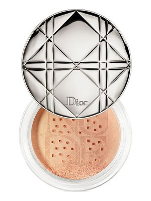 Dior skin nude air summer glow shimmering loose powder