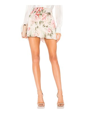 Divine Heritage Pleated Shorts
