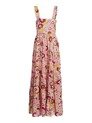 DODO BAR OR lima floral dress