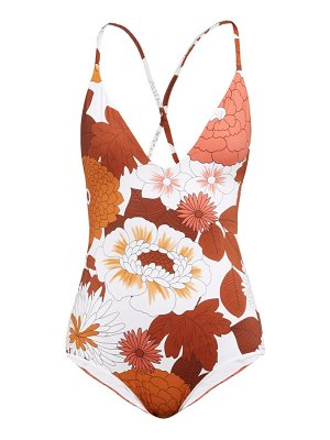 DODO BAR OR tata floral print swimsuit