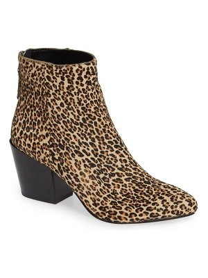 Dolce Vita coltyn genuine calf hair bootie
