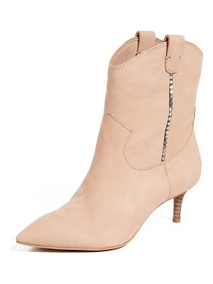 Dolce Vita reece point toe booties