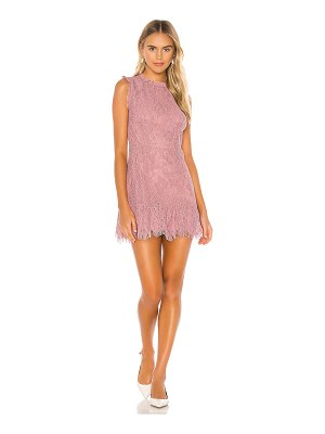 Donna Mizani daisy mini dress