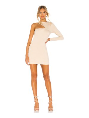 Donna Mizani splice dress