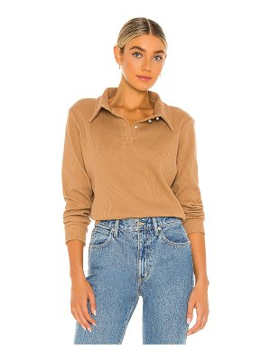DONNI. thick thermal pullover