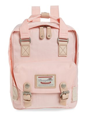Doughnut mini macaroon water resistant backpack