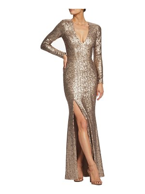 Dress the Population allesandra sequin dress