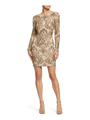 Dress the Population lola sequin body-con dress