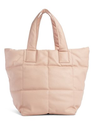 Dries Van Noten large quilted leather tote