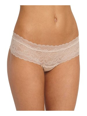 Eberjey Lace Boy-Leg Thong