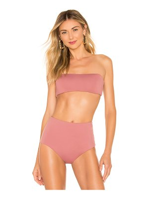 Eberjey So Solid Summer Bandeau Top