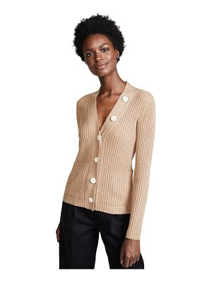 Edition10 ribbed cardigan