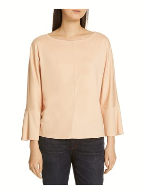 Eileen Fisher bell sleeve top
