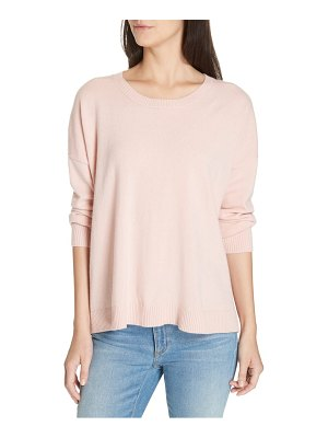 Eileen Fisher boxy cashmere sweater