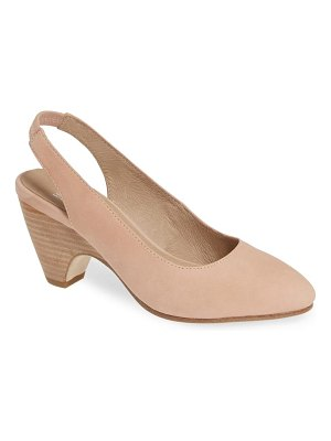 Eileen Fisher rumi slingback pump
