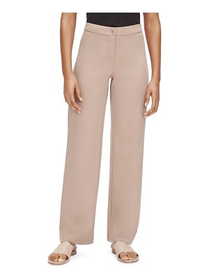 Eileen Fisher straight leg ankle pants