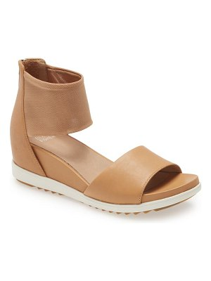 Eileen Fisher vibe wedge sandal
