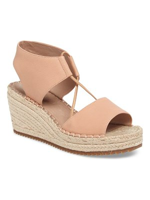Eileen Fisher whim espadrille wedge sandal