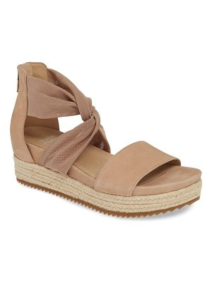 Eileen Fisher zoe wedge sandal