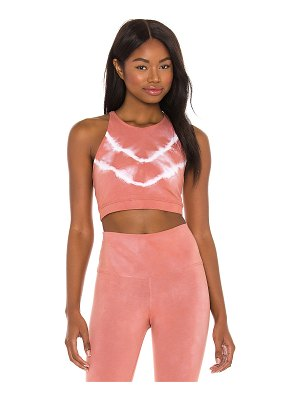Electric & Rose grayson crop top