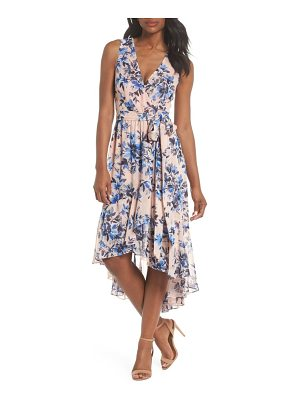 ELIZA J Sleeveless High/Low Dress