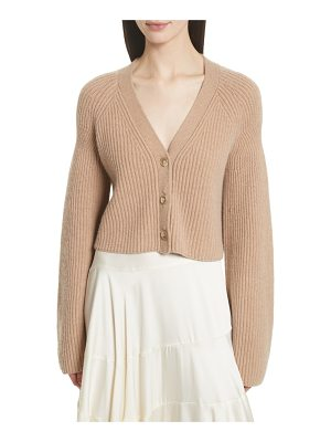Elizabeth and James cabot merino wool & cashmere cardigan