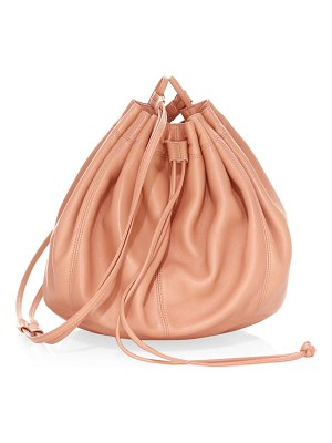 Elizabeth and James dex nappa bucket bag