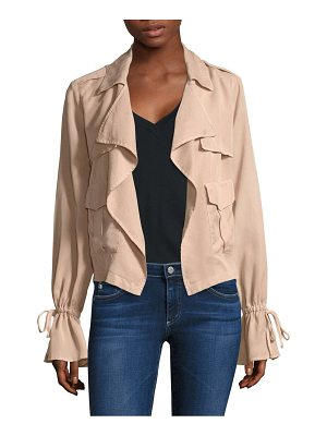 ELLA MOSS Calix Tie Sleeve Jacket
