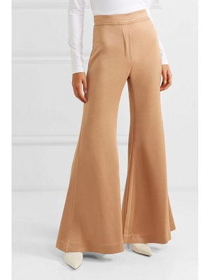 ELLERY domenico stretch-crepe flared pants