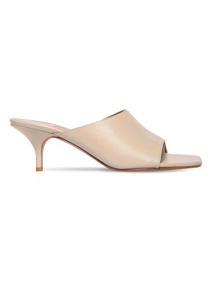 EMME PARSONS 50mm sabine leather thong sandals