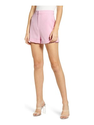 Endless Rose high waist tailored shorts