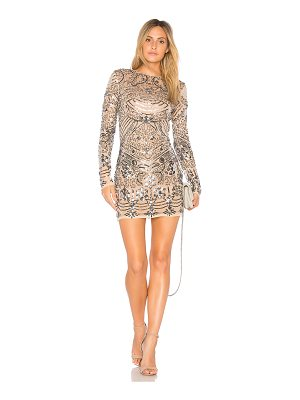 Endless Rose Sequin Mini Dress