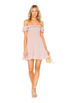 Endless Rose smocked bodice dress