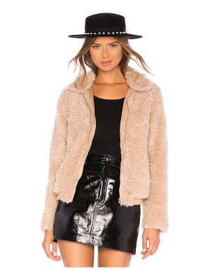 Endless Rose Teddy Bear Bomber