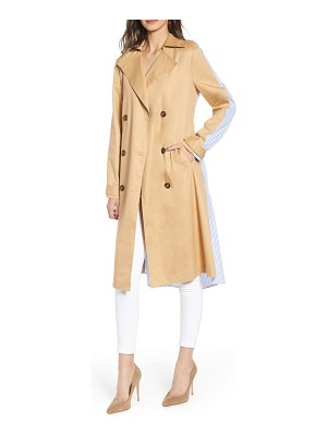 English Factory combo trench coat