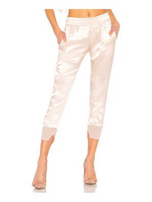 Enza Costa Cuffed Jogger Pant